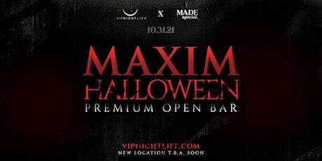 Maxim Halloween Party - Los Angeles tickets