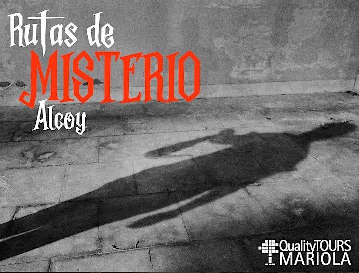 Imagen de Rutas de misterio en Alcoy 2021