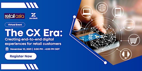 The CX Era: Creating end-to-end digital experiences for retail customers biglietti