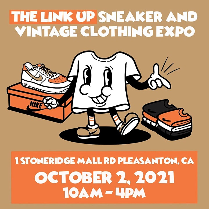 THE LINK UP: SNEAKER AND VINTAGE CLOTHING EXPO image