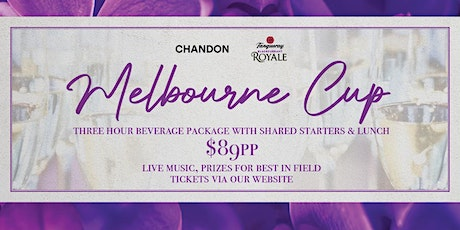 Melbourne Cup Celebrations tickets