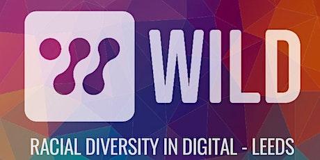 Racial Diversity in Leeds Digital - Report Launch tickets