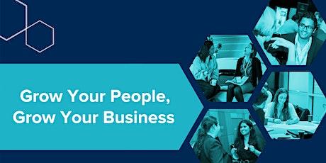 Grow Your People, Grow Your Business: Workshop Series bilhetes