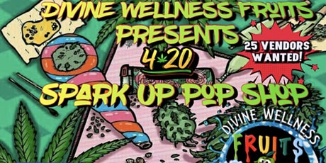 Spark Up & Shop tickets