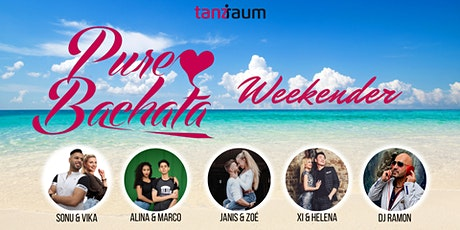 Pure Bachata Weekender I 3 days of Workshops and Practice Nights I DJ Ramon Tickets