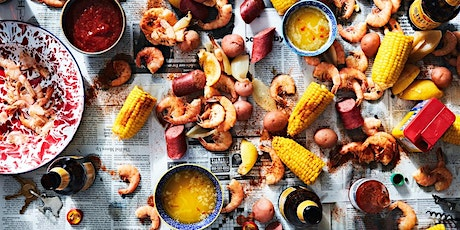 SEAFOOD BOIL tickets