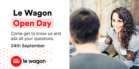 Le Wagon Singapore Open Day tickets