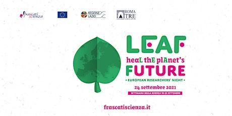 Notte Europea 2021 - Visita al Geogarden biglietti