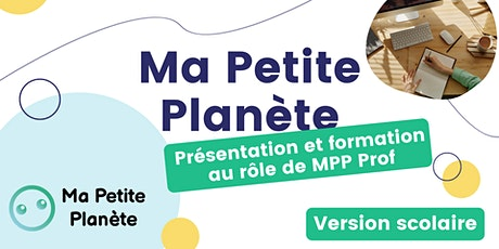 Webinaire de présentation du jeu MPP Scolaire billets
