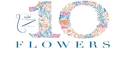 Late Summer Vase Floral Workshop tickets