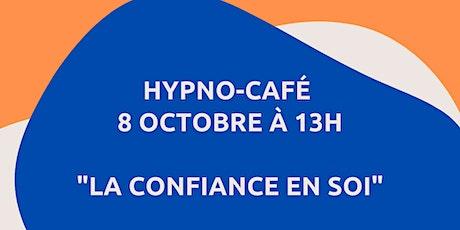"""Hypno-Café :  """"Séance d'hypnose à 2 voix : la conf billets"""
