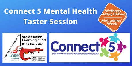Connect 5 Mental Health - Taster Session tickets