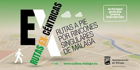 """Rutas ex-céntricas """"Málaga de los símbolos"""" entradas"""