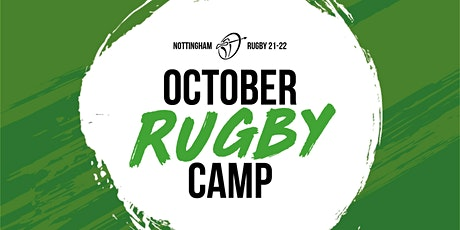 October Rugby Holiday Camp - Tuesday 19th October (U8 - U12) tickets