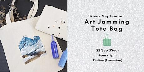 [SAGECC Silver September] Art Jamming Tote Bag tickets