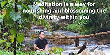 Morning Meditation Practice tickets