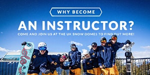 Why become an Instructor?