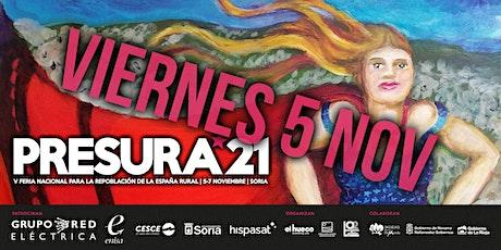 PRESURA*21 (VIE 5) V Feria Nacional para la Repoblación de la España Rural entradas