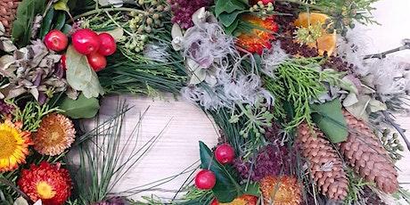Autumn Wreath Workshop tickets