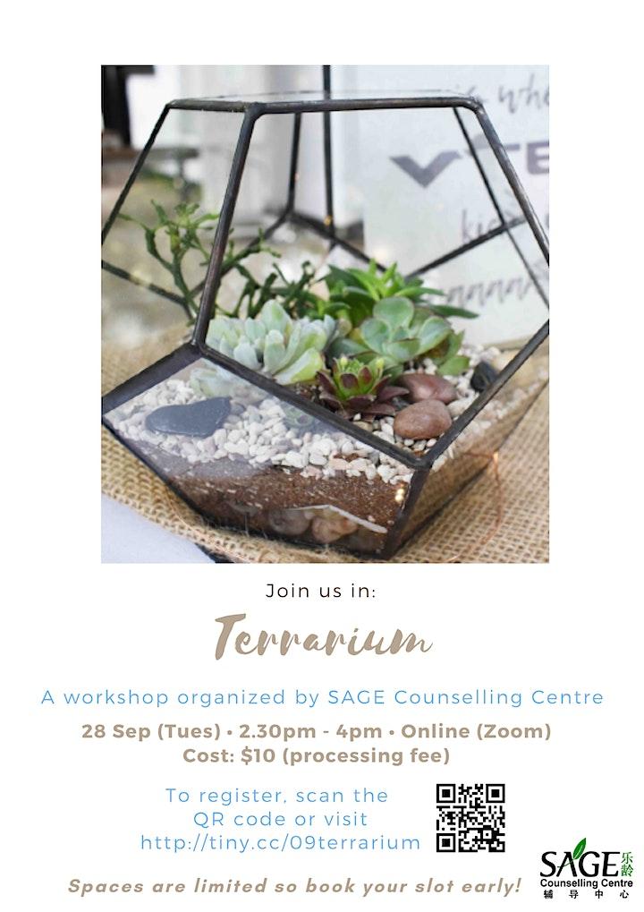 [SAGECC Silver September] Terrarium image