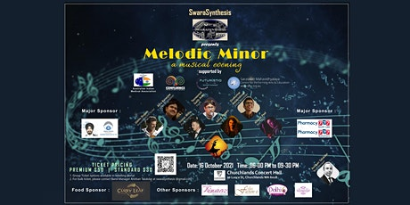 Melodic Minor by SwaraSynthesis tickets