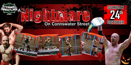A NIGHTMARE ON CONNSWATER STREET tickets