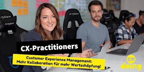 Customer Experience Management: Mehr Kollaboration für mehr Wertschöpfung! Tickets