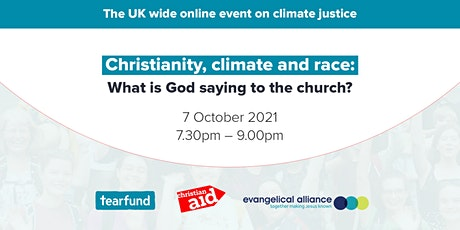 Christianity, climate and race tickets