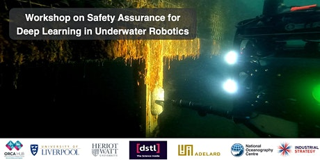 Workshop on Safety Assurance for Deep Learning in Underwater Robotics tickets