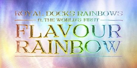 Royal Docks Flavour Rainbow tickets