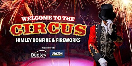 Himley Bonfire & Fireworks 2021 tickets