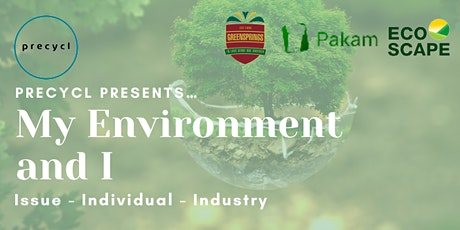 My Environment and I: The Issue, Individual, and Industry tickets
