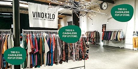 Vintage Kilo Pop Up Store • Graz • Vinokilo Tickets