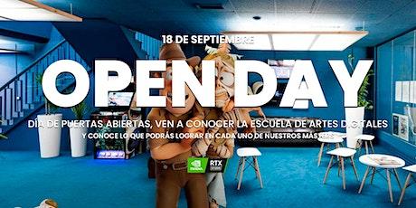 Open Day Lightbox Academy | Jornada de Puertas Abiertas entradas