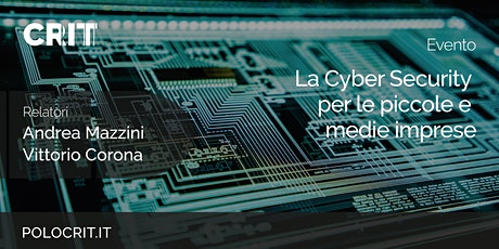 La Cyber Security per le piccole e medie imprese biglietti