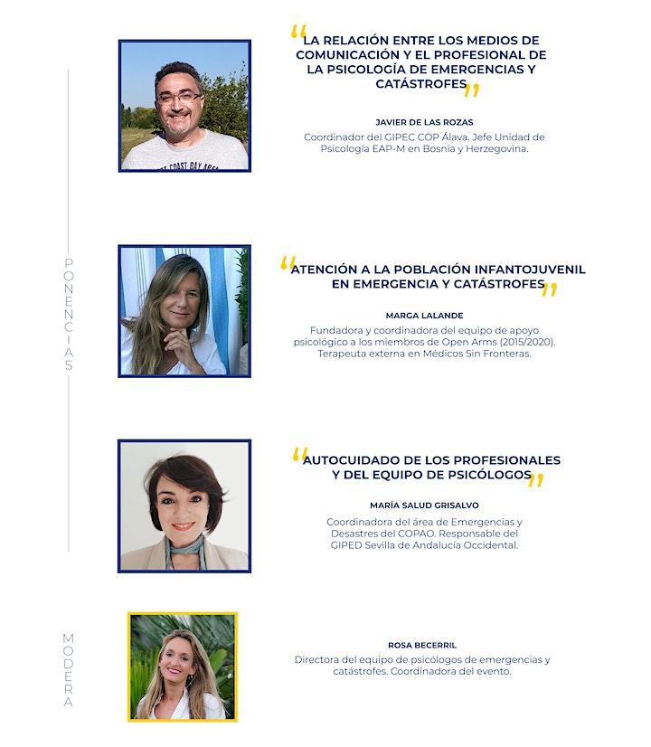 Imagen de Atención Psicológica en Emergencias y Catástrofes. Seminario Online