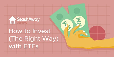 Live Webinar: How to Invest (The Right Way) with ETFs tickets
