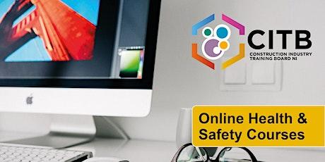 Safe Manual Handling - Online Training 'Live Session' tickets