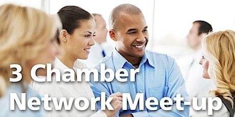 Chamber Network Meet-up - Rayleigh - Face2Face tickets