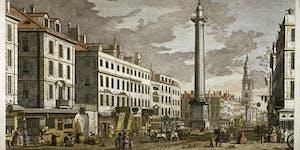 Robert Hooke's 17th Century City of London