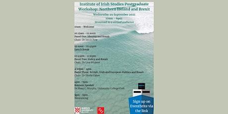 IIS Postgrad Seminar: Northern Ireland and Brexit tickets