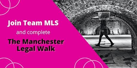 Manchester Law School Legal Walk tickets