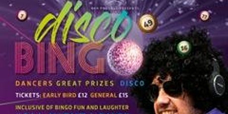 DISCO BINGO RUNCORN tickets