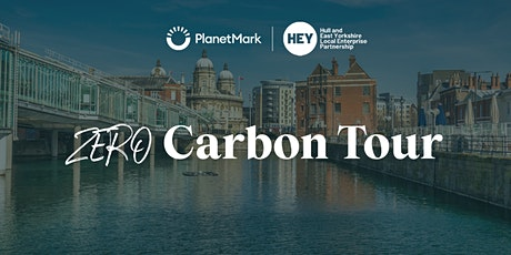 Roadmap to net zero   Hull COP26 Flagship Event   Zero Carbon Tour tickets