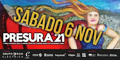 PRESURA*21 (SAB 6) V Feria Nacional para la Repoblación de la España Rural entradas