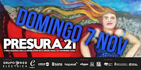 PRESURA*21 (DOM 7) V Feria Nacional para la Repoblación de la España Rural entradas