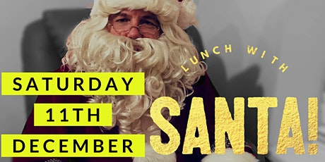 Lunch With Santa! 11th December! tickets