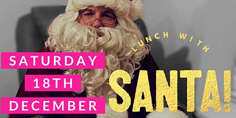 Lunch With Santa! 18th December! tickets