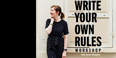 Write Your Own Rules Workshop (online) tickets