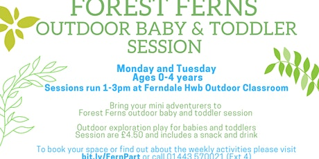 Forest Ferns Baby and Toddler (Age 0-4) Christmas Special tickets